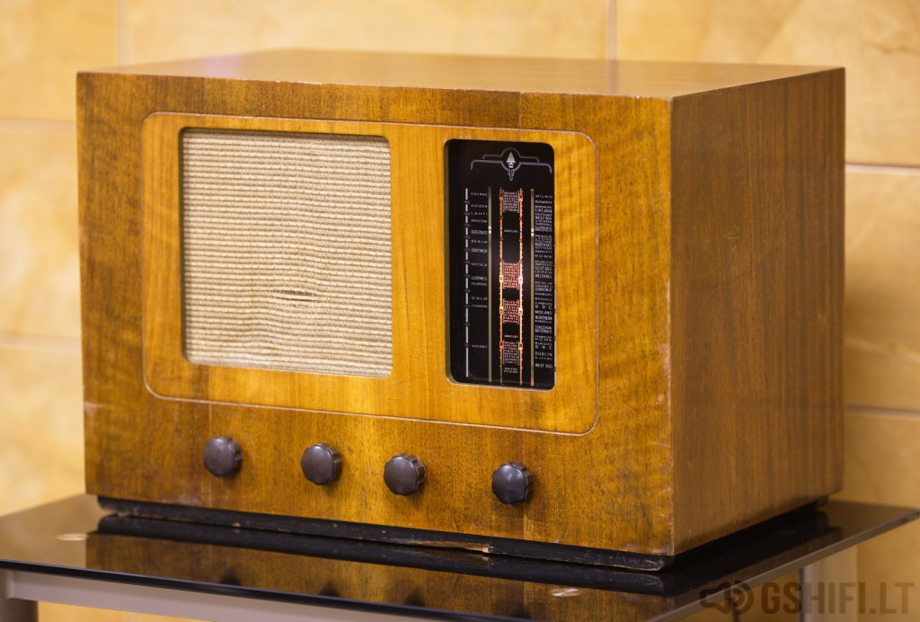 BUSH RADIO TYPE A.C.81 - © 2014 GSHiFi.lt - All rights reserved..__