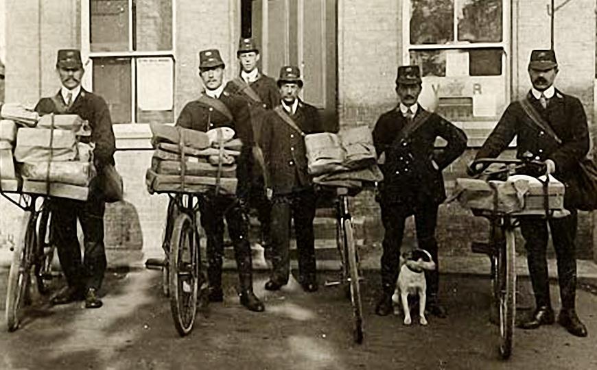 vinties postmen