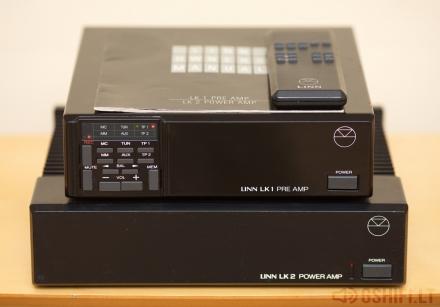 LINN LK1 + LK2 Stereo Komplektas