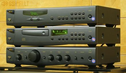 ♪♫Parduotas♫♪ ARCAM Alpha Stereo Komplektas