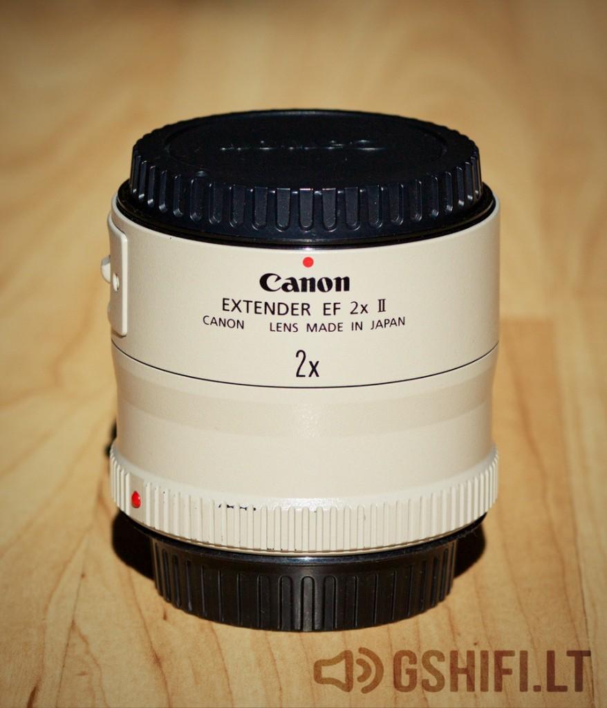 Canon EF EXTENDER EF 2x II