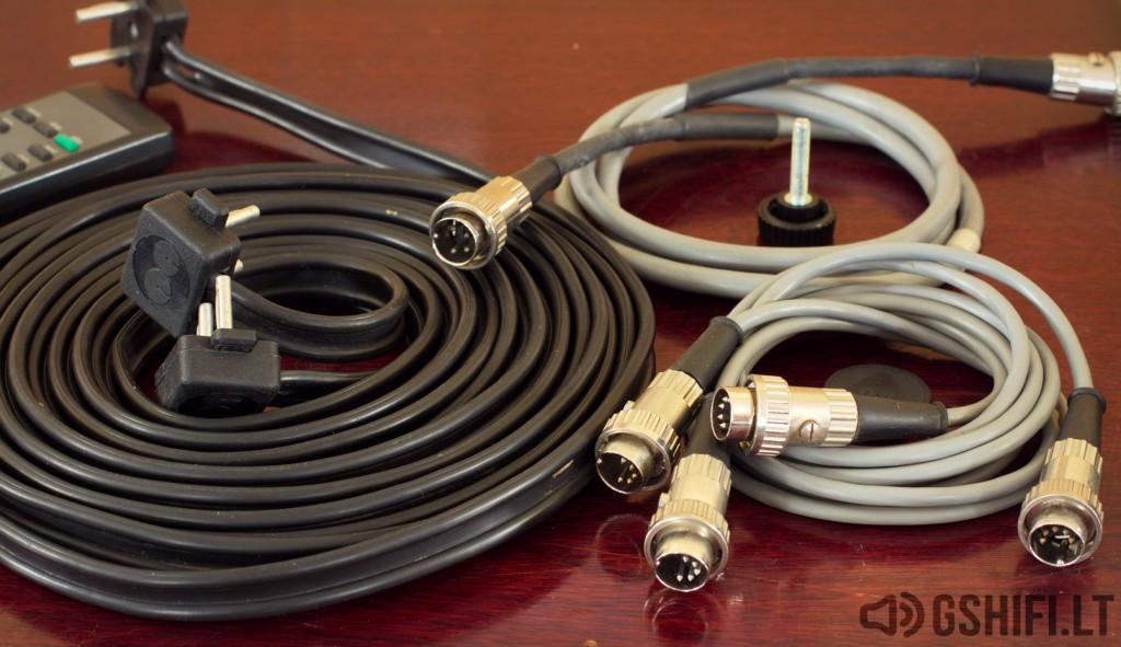 NAIM NAC92 + NAP90 + CD3 + NAT03 Cables - 01 - © 2016 GSHiFi.lt - All rights reserved