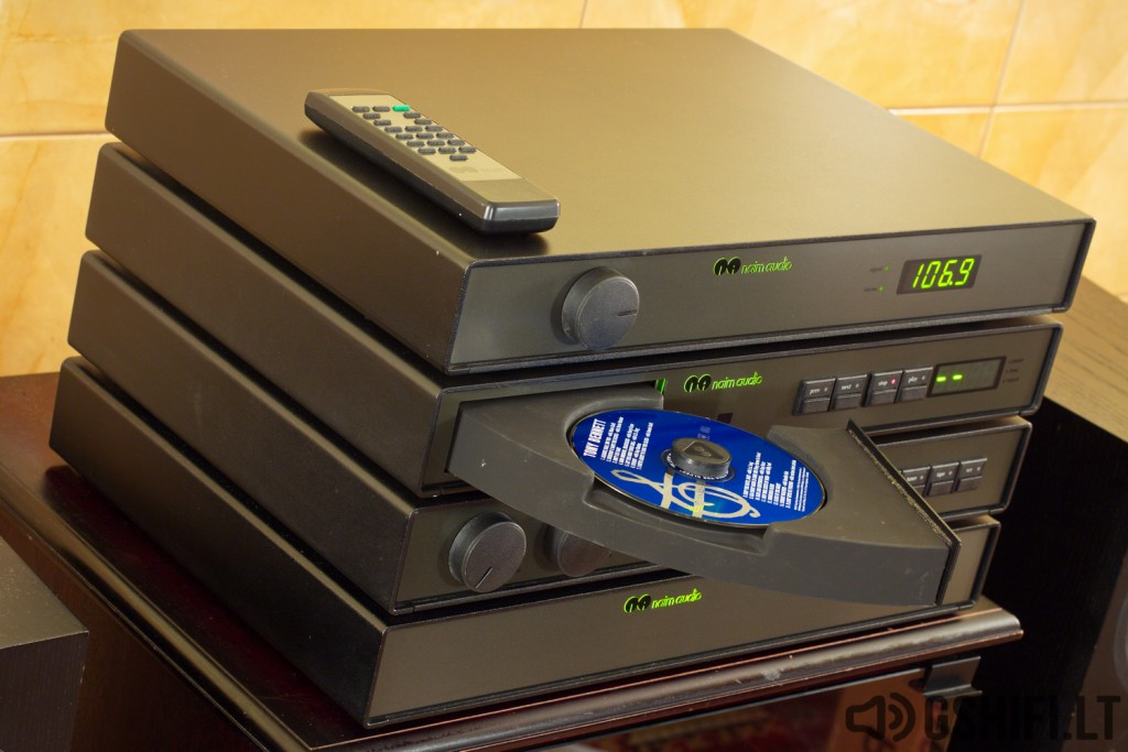 NAIM NAC92 + NAP90 + CD3 + NAT03 Komplektas - 06 - © 2016 GSHiFi.lt - All rights reserved