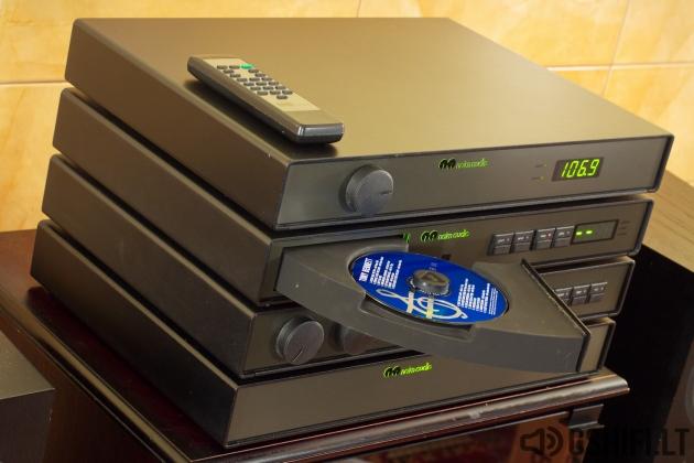 ♪♫Parduotas♫♪ naim audio NAC92 + NAP90 + CD3 + NAT03 Komplektas