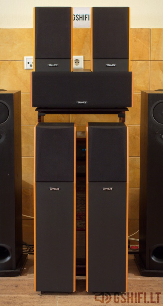TANNOY Precision P30 + P10 + PC Komplektas - 02 - © 2016 GSHiFi.lt - All rights reserved