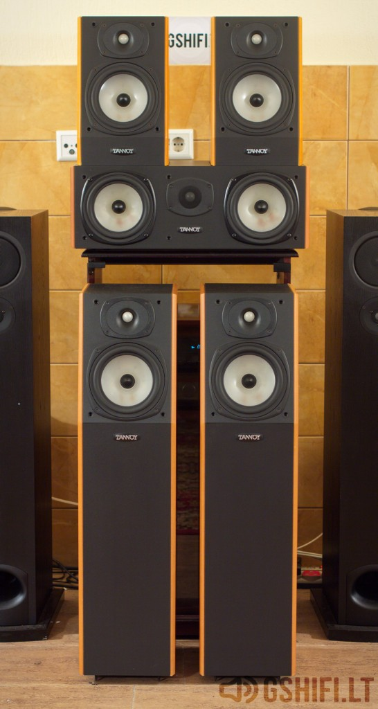 TANNOY Precision P30 + P10 + PC Komplektas - 03 - © 2016 GSHiFi.lt - All rights reserved