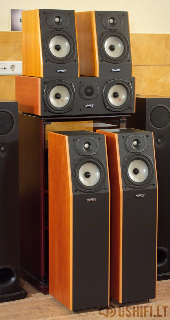 TANNOY Precision P30 + P10 + PC Komplektas - 04 - © 2016 GSHiFi.lt - All rights reserved