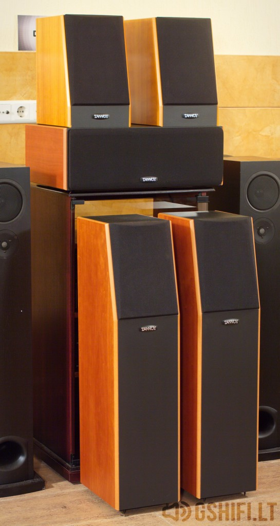 TANNOY Precision P30 + P10 + PC Komplektas - 05 - © 2016 GSHiFi.lt - All rights reserved