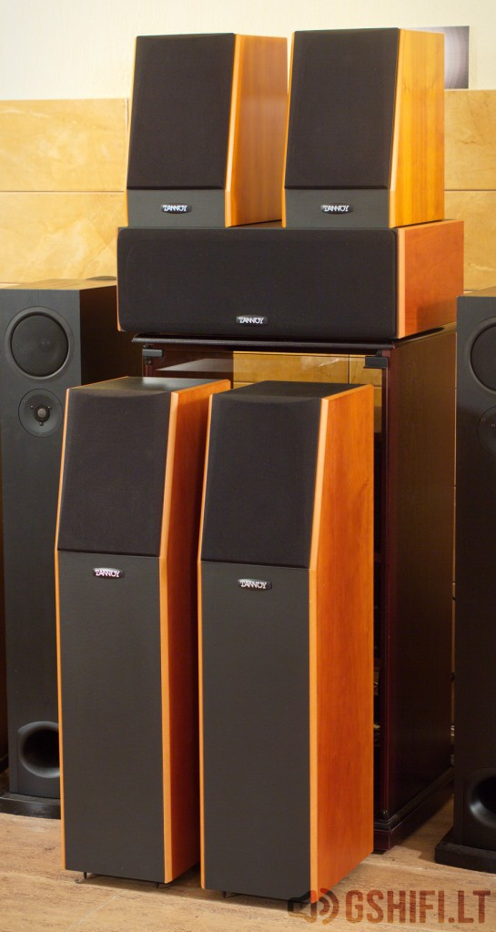 TANNOY Precision P30 + P10 + PC Komplektas - 06 - © 2016 GSHiFi.lt - All rights reserved