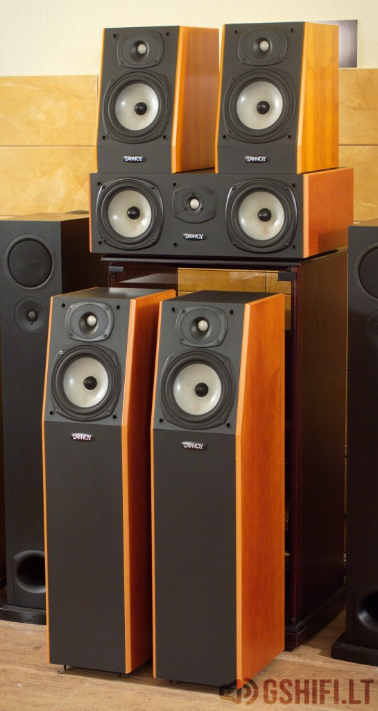 TANNOY Precision P30 + P10 + PC Komplektas - 07 - © 2016 GSHiFi.lt - All rights reserved