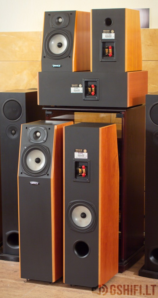 TANNOY Precision P30 + P10 + PC Komplektas - 08 - © 2016 GSHiFi.lt - All rights reserved