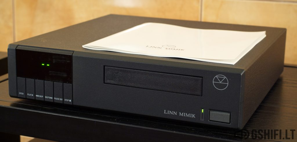 LINN MIMIK CD Player - 05 - © 2016 GSHiFi.lt - All rights reserved (2)