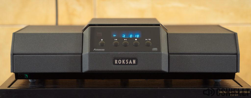 ROKSAN Attesa CD Player - 01 - © 2016 GSHiFi.lt - All rights reserved