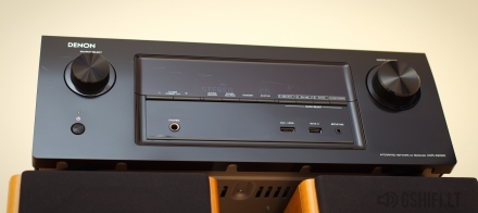 DENON AVR-X2000 Namų Kino Resyveris