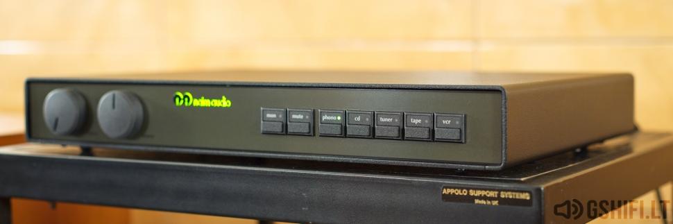 ♪♫Parduotas♫♪ Naim Audio NAIT 3 Stereo Stiprintuvas