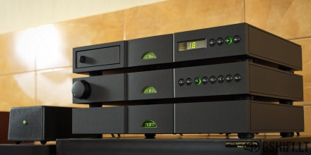 ♪♫Parduotas♫♪ naim audio NAC 112 + NAP150x + CD5i + TeddyCap