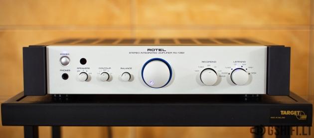 ♪♫Parduotas♫♪ ROTEL RA-1062 Stereo Stiprintuvas