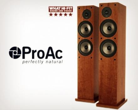 ♪♫Parduotos♫♪ ProAc Studio 140 Mk.II Garso Kolonėlės