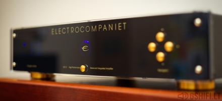 ♪♫Parduotas♫♪ ELECTROCOMPANIET ECI 3 Stereo Stiprintuvas
