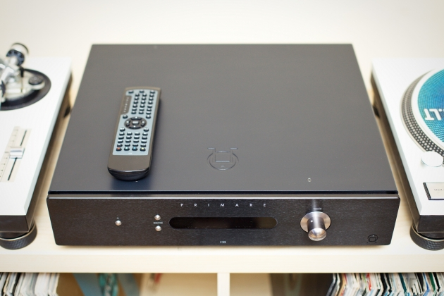 ♪♫Parduotas♫♪ PRIMARE I22 Stereo Stiprintuvas su integruotu DAC