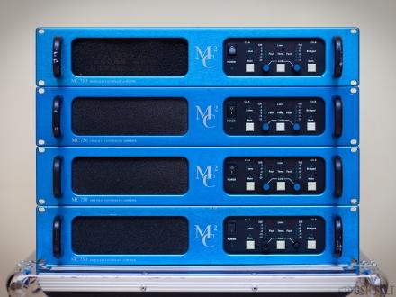 ♪♫Parduoti♫♪ MC2 MC750 MC1250 Koncertiniai Stiprintuvai