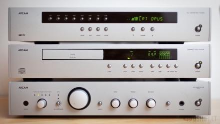 ♪♫Parduotas♫♪ ARCAM Stereo Komplektas