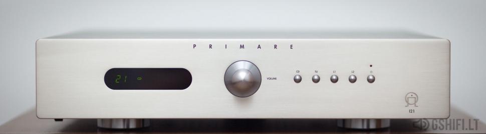 ♪♫Parduotas♫♪ PRIMARE i21 Stiprintuvas