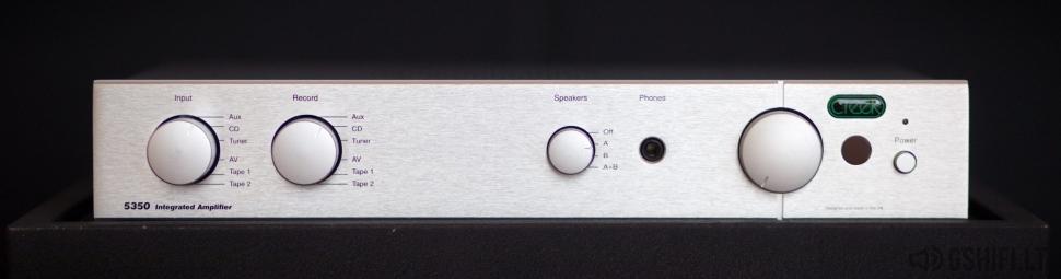 ♪♫Parduotas♫♪ Creek 5350 Stereo Stiprintuvas