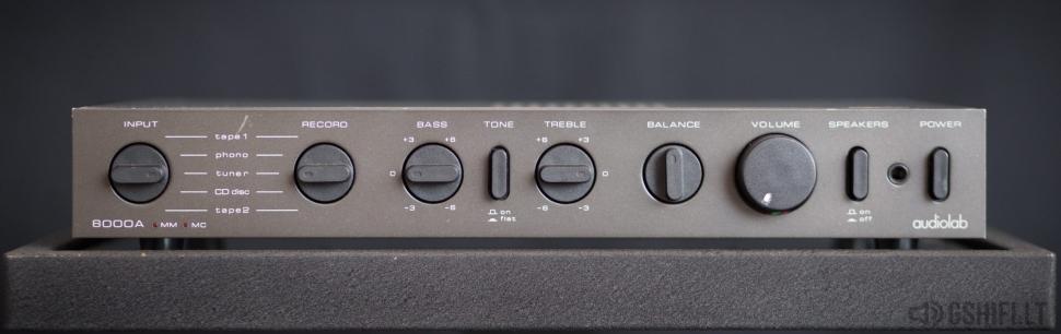 audiolab 8000A Stereo Stiprintuvas