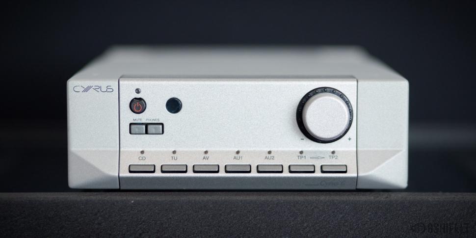 CYRUS 6VS Stereo Stiprintuvas