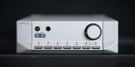 ♪♫Parduotas♫♪ CYRUS 8 Stereo Stiprintuvas